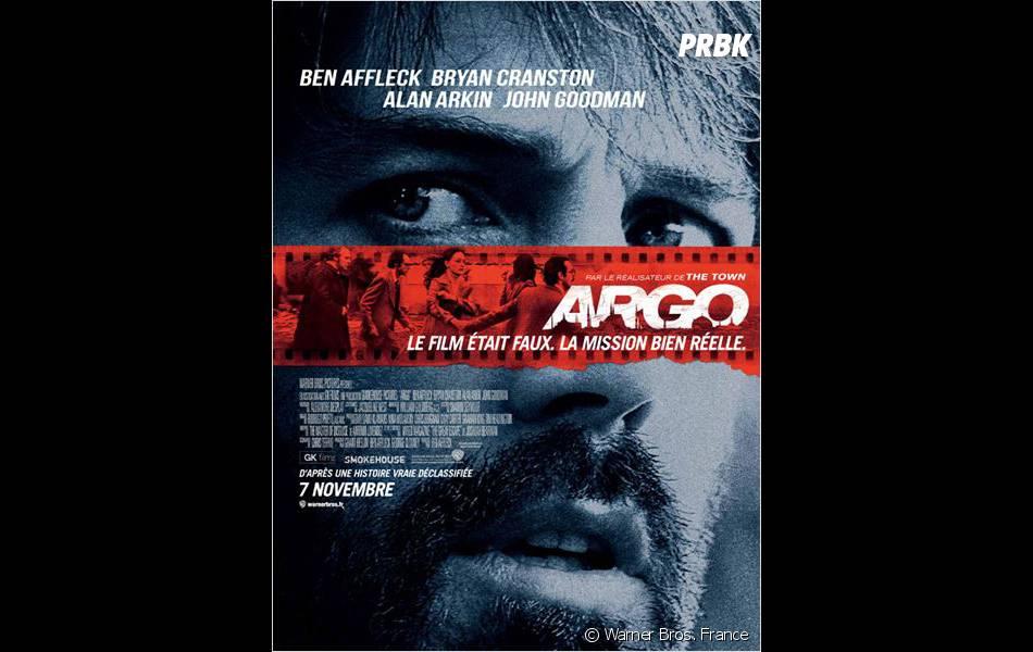 Argo bien placé pour l'Oscar !