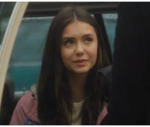 Nina Dobrev dans une scène coupée au montage du film Le Monde de Charlie