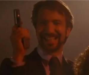 Alan Rickman en méchant dans le premier Die Hard