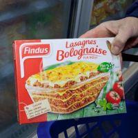 Findus : viande de cheval à la place du boeuf, polémique au rayon des surgelés