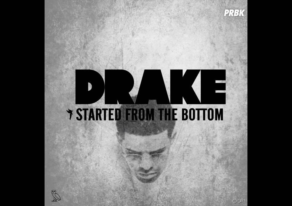 Started from the bottom, premier single de l'album Nothing was de same de Drake