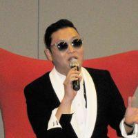 PSY fait son Gangnam Style même en Auvergne (ou presque)