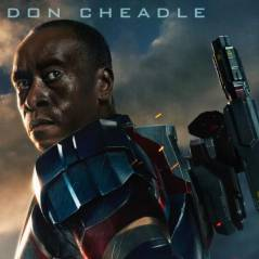 Iron Man 3 : nouvelle affiche avec Iron Patriot