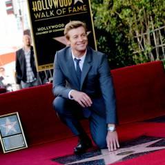 Simon Baker a son étoile : le Mentalist débarque sur Hollywood Boulevard