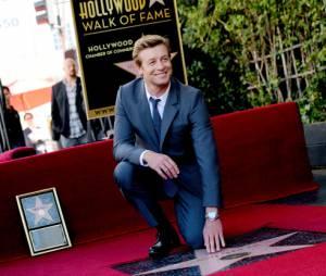 Simon Baker débarque siur Hollywood Boulevard