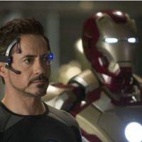 Iron Man 3 : Robert Downey Jr entouré de 40 super-héros ?