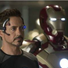 Iron Man 3 : Robert Downey Jr entouré de 40 super-héros ?