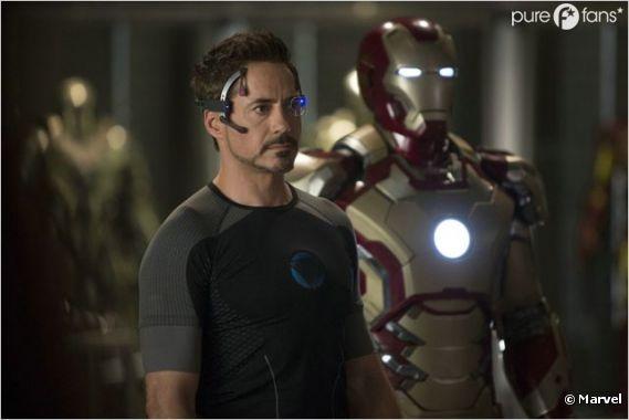 Robert Downey Jr pourrait contrôler une armée d'Iron Man