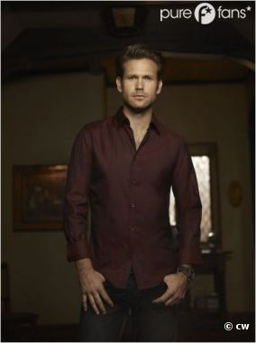 Matt Davis parle de The Vampire Diaries