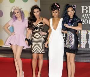 Les Little Mix, des petits bonbons acidulés aux Brit Awards 2013