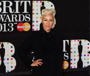 Emeli Sandé a zappé les couleurs aux Brit Awards 2013
