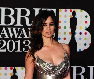 Bérénice Marlohe, une James Bond girl sexy aux Brit Awards 2013