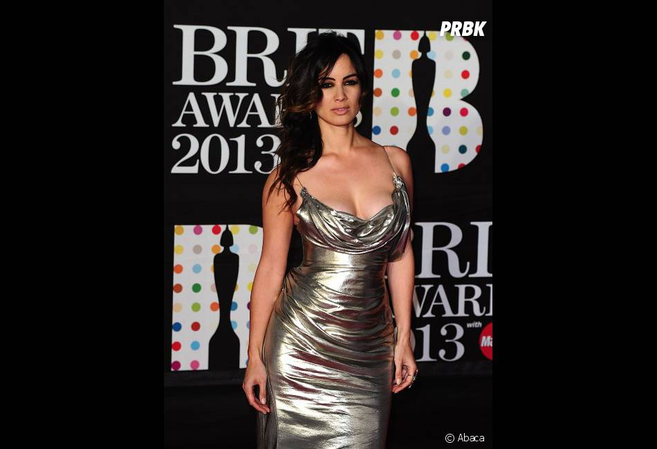 Bérénice Marlohe, une James Bond girl sexy aux Brit Awards 2013