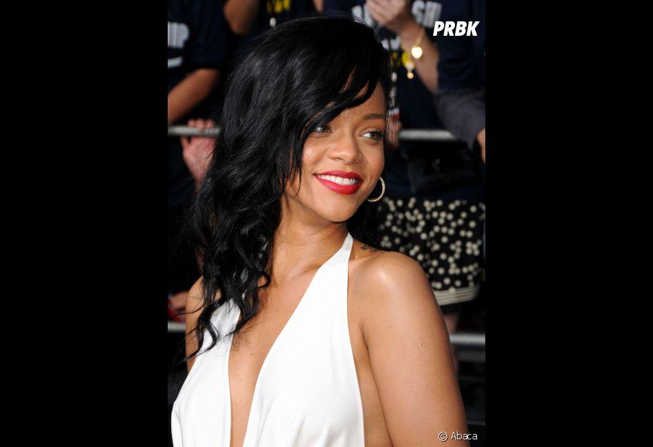 Rihanna ne prend pas ses distances avec Rihanna