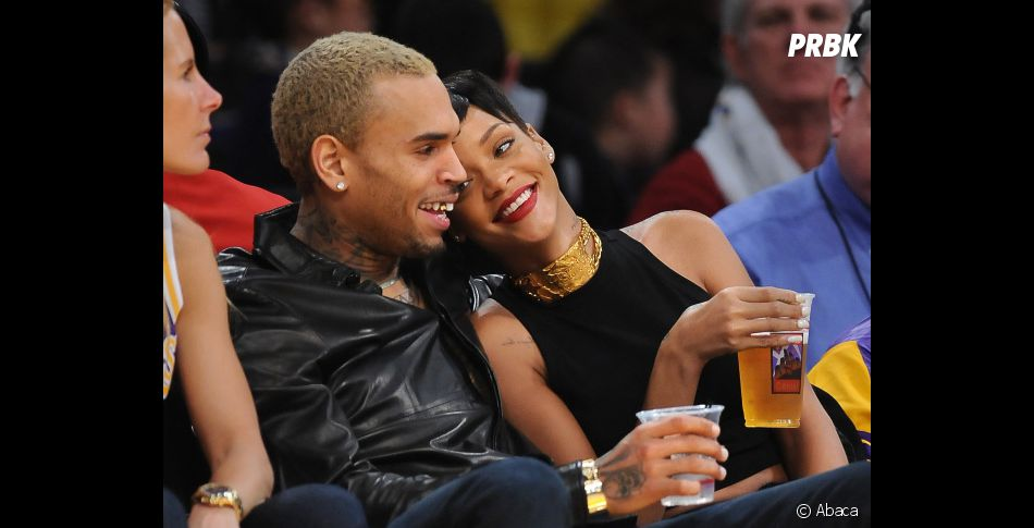 Le couple Chris Brown/Rihanna va mieux