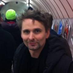Matthew Bellamy so happy : il découvre le métro