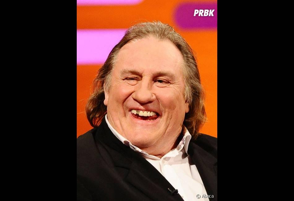 L'exil de Gérard Depardieu inspire Virgin Mobile