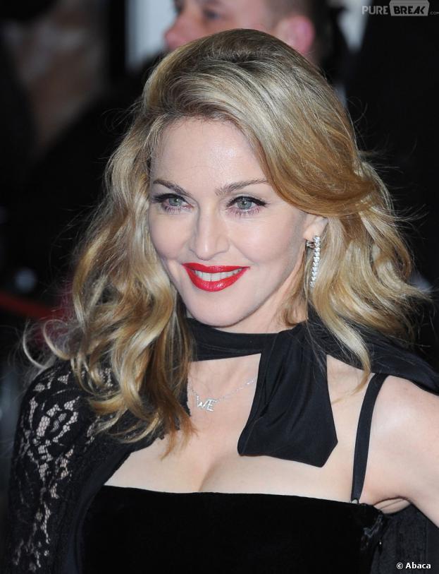 Madonna est l'artiste US la mieux payée en 2012