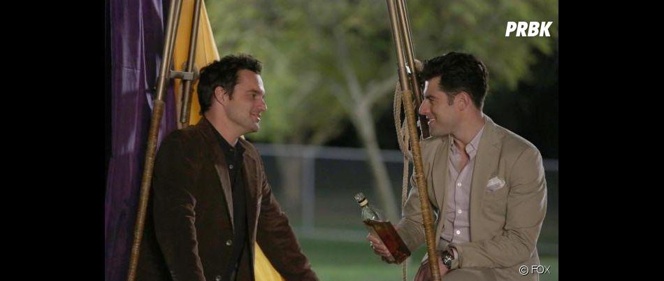 Nick et Schmidt au centre du nouvel épisode de New Girl