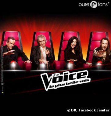 Les coachs de The Voice sont aussi sur Twitter !