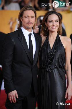 Brad Pitt et Angelina Jolie adorent la France