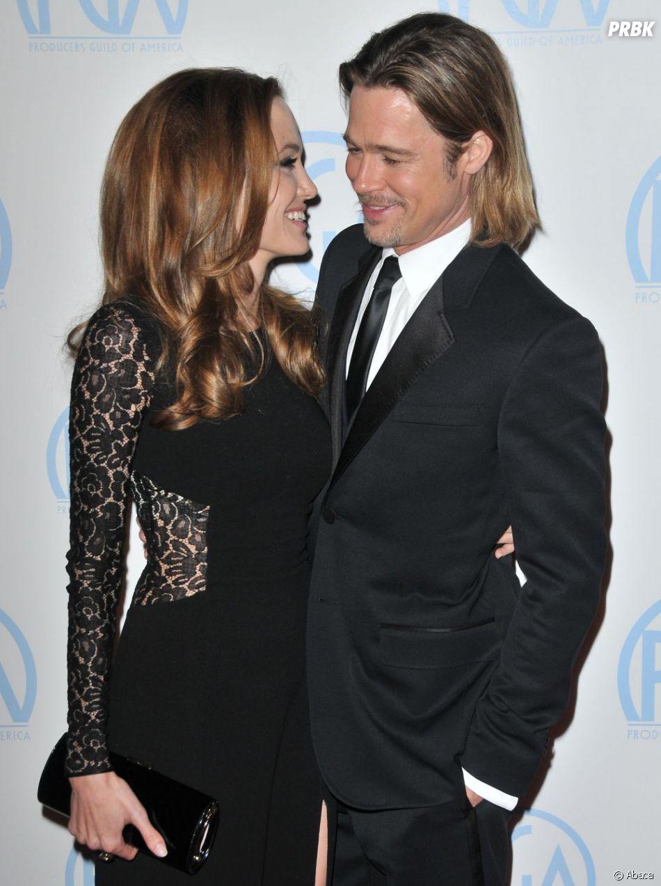 Brad Pitt et Angelina Jolie scelleront leur union en France