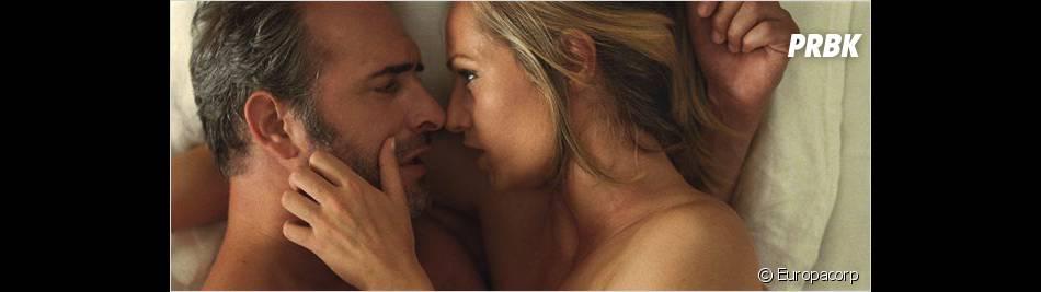 Jean Dujardin et Cécile de France dans une très belle histoire d'amour