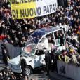 100 000 fidèles réunis pour Benoît XVI, ce mercredi 27 février au Vatican