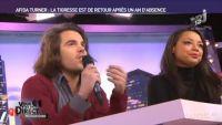 Afida Turner sur NRJ 12 : interview surréaliste sur le plateau de Vous êtes en direct