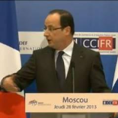 Gérard Depardieu : François Hollande et sa petite phrase à Moscou