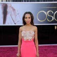 Kerry Washington : suicide professionnel à cause de sa robe aux Oscars ?