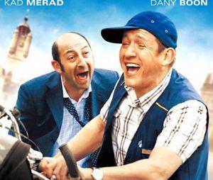 Dany Boon est l'acteur français le mieux payé.