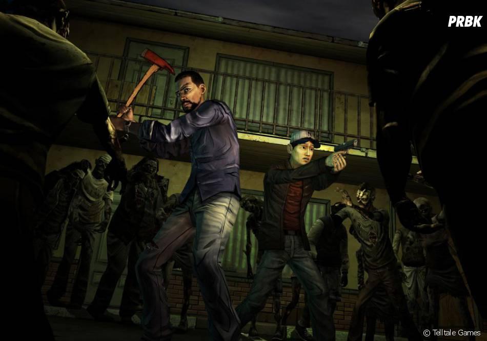 Deuxième saison de The Walking Dead sur Xbox 360, PS3 et PC