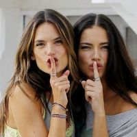 Alessandra Ambrosio et Adriana Lima : en duo pour un photoshoot sexy