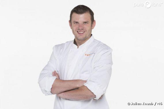 Jean-Philippe Watteyne, candidat de l'aventure Top Chef 2013 éliminé au 6e épisode