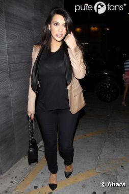 Kim Kardashian est dans le collimateur de Kris Humphries