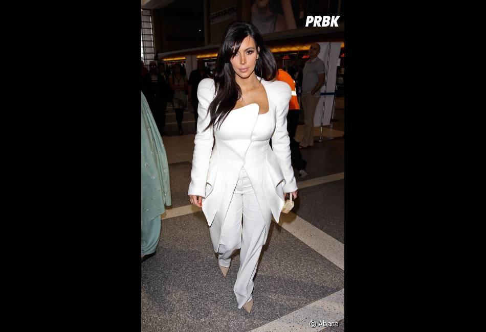 Kim Kardashian devrait en prendre pour son grade