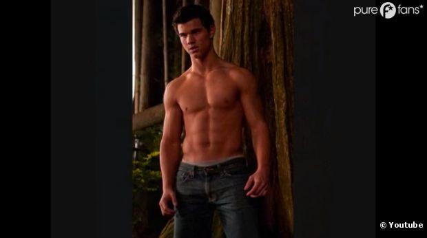 Taylor Lautner ne veut pas garder ses muscles