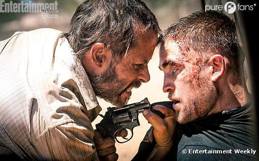 Première image flippante de The Rover avec Robert Pattinson et Guy Pearce