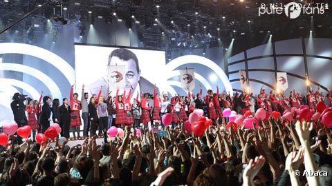 L'édition des Enfoirés 2013 est diffusée vendredi 15 mars sur TF1