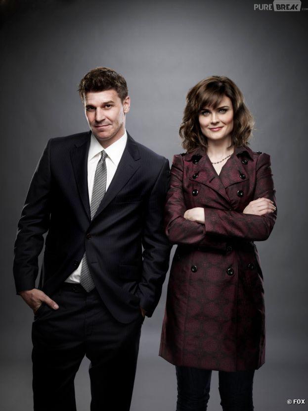 Enfin des fiançailles pour Booth et Brennan dans Bones ?