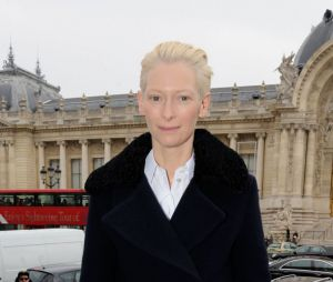 Tilda Swinton a tourné dans le clip The Stars (are out tonight) pour David Bowie en février 2013