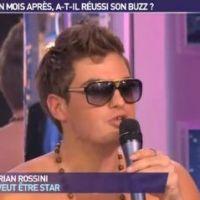 Dorian Rossini bientôt à la rue : coup de buzz ou coup de karma ?