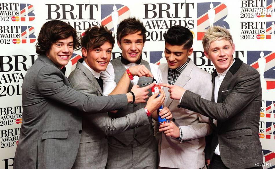 Véritable phénomène dans le monde entier, les One Direction attirent les fans partout où ils passent.