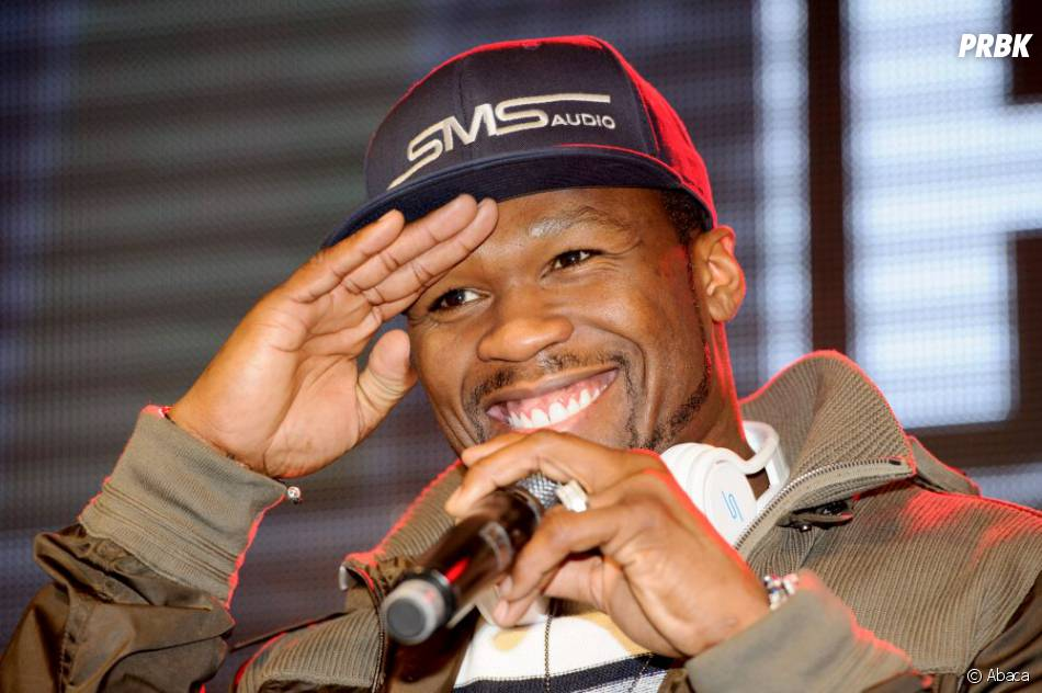 50 Cent, 5e artiste hip-hip le plus fortuné aux USA en 2013 selon Forbes