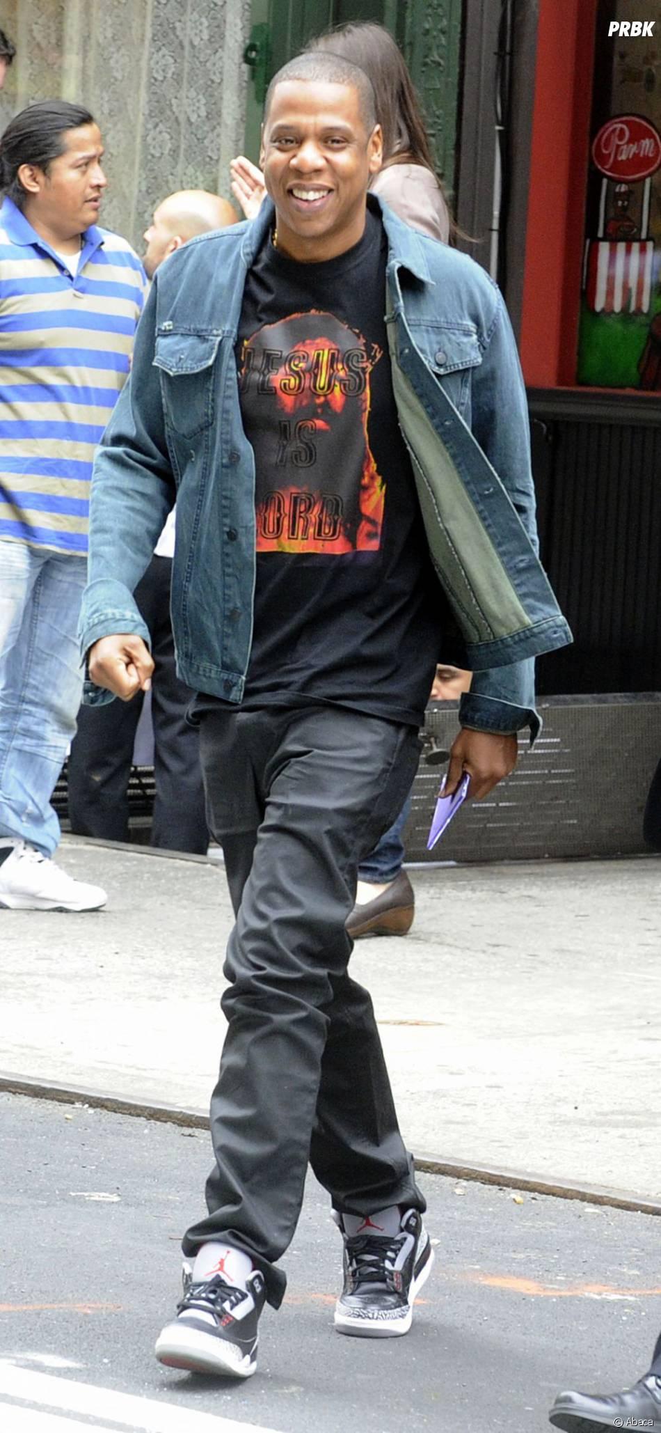 Jay-Z, 2e artiste hip-hip le plus fortuné aux USA en 2013 selon Forbes