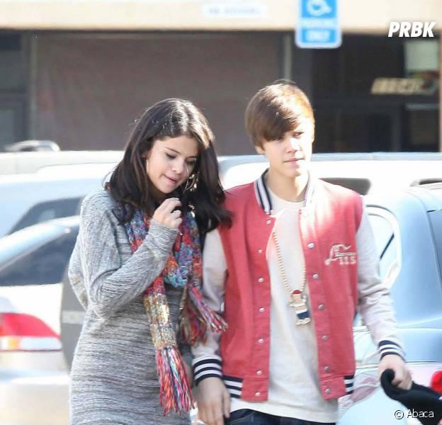 Justin Bieber et Selena Gomez sont séparés depuis le mois de janvier 2013
