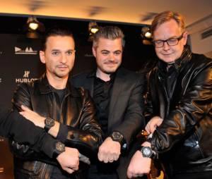 Depeche Mode va reprendre le chemin de la scène