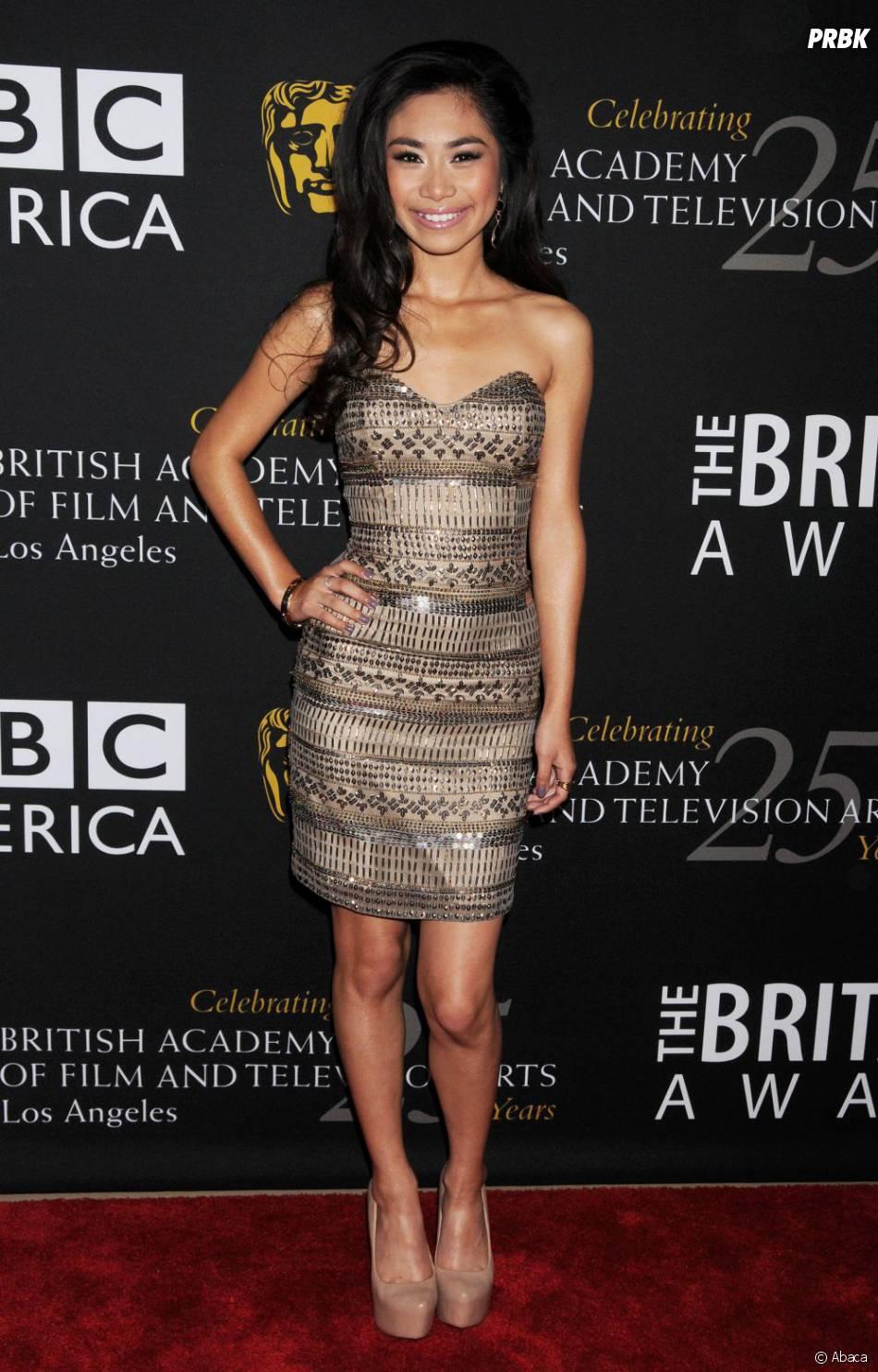 Jessica Sanchez débarque dans les deux derniers épisodes de la saison 4 de Glee