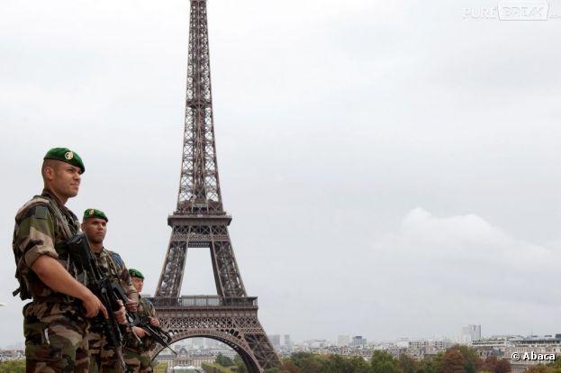 Une (fausse) alerte à la bombe est donnée sur la Tour Eiffel
